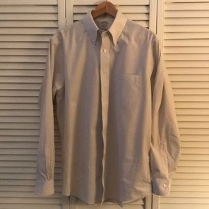 Brooks Brother Non Iron Shirt